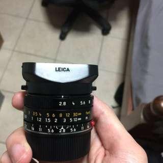 Leica 28mm f/2.8 Elmarit ASPH (11606)