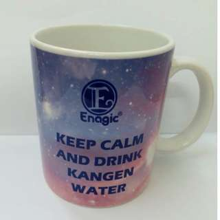 Keep Calm and Drink Kangen Water Mug 11oz