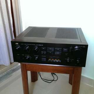 JVC Stereo Integrated Amplifier - Dynamic Super A Type with GM Circuit (Model: A-X900):