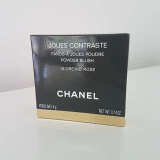 CHANEL Powder Blush (15 Orchid Rose) *Brand New*