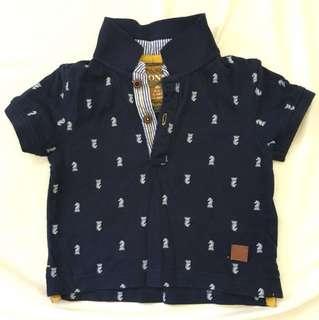Poney T-Shirt (6-12m)