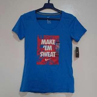 Nike Make Em' Sweat BLUE (M)