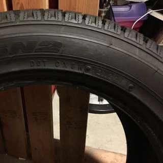 "16"" Snow Tires X 4"