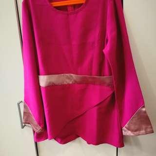 calomera nursing blouse