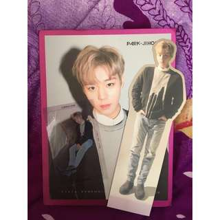 WTT/WTS Wanna one NWY - Jihoon full set ( one version)