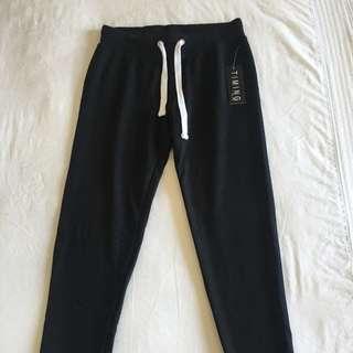 Fashion nova track pants size s US