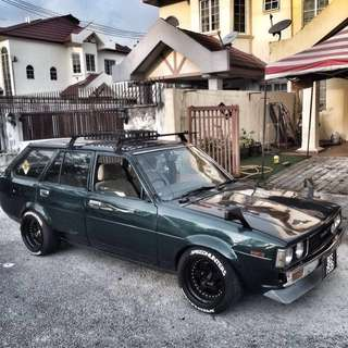 Toyota KE70 Wagon