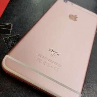 Apple iphone6s plus 128gb.  90%New