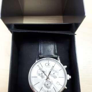 Original used CK watch