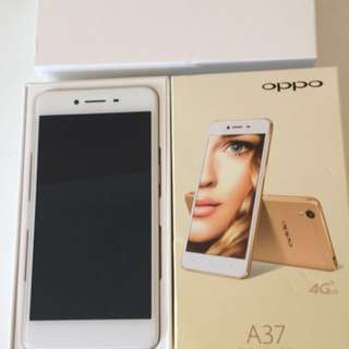 newly bought oppo phone