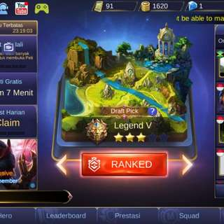 MOBILE LEGEND FOR ANDROID