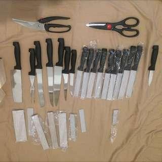20 pc Knife Set