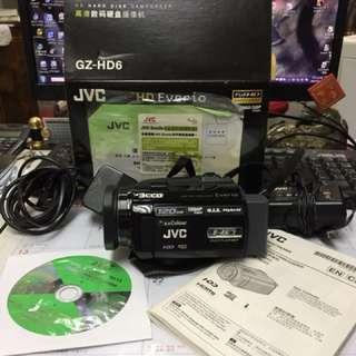 JVC 120GB 3CCD Full HD 攝錄機 日本製造