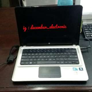 Laptop HP probook intel i7 vga ati radeon Ram 4GB
