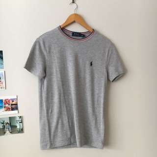 Polo Ralph Lauren grey t shirt