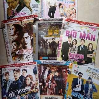 Kaset DVD Drama Korea