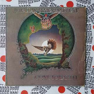 BARCLAY JAMES HARVEST - GONE TO EARTH (1982) LP vinyl record