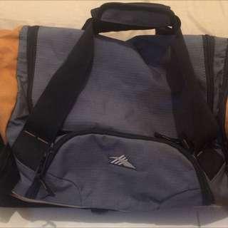 High Sierra Gym Bag