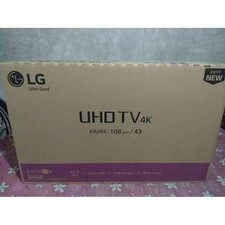 LG Ultra HD 43UJ6520