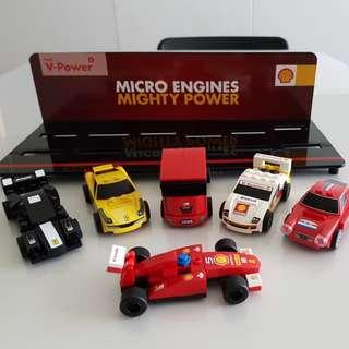Ferrari F1 Shell Minature Car