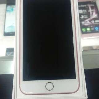 Iphone6s plus 64g玫瑰金