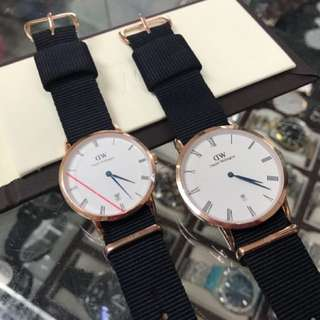 DANIEL WELLINGTON DAPPER CORNWALL