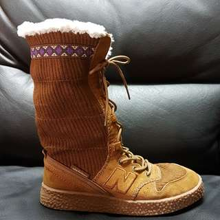 Authentic New Balance Winter Boots