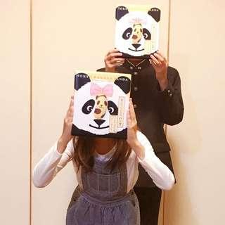 Tokyo Banana x Panda 十二月限定 一盒8件