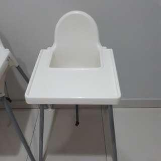 Ikea Baby Chair pre love