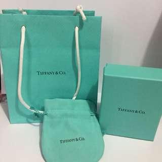 Tiffany gift box set