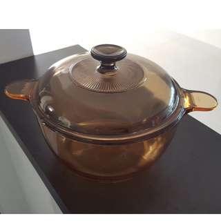 Corning Ware Vision 2.5L Stock Pot