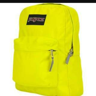 Jansport packpack