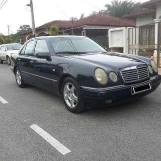 Mercedes Benz E200 1999/2004