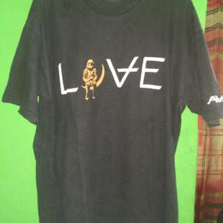 Kaos oblong angels and airwaves