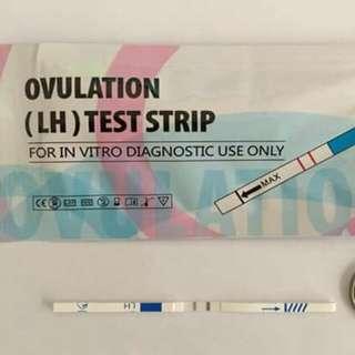 Ovulation Test (OPK)