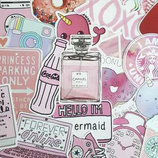 Promotional Tumblr Stickers