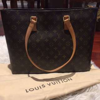 Authentic Louis Vuitton Luco Shoulder Bag