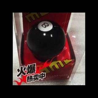 Universal 8-Ball Pool Gear Knob