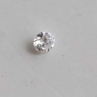 南非天然鑽石/10分裸石。D color/精選客製鑽戒剩下來的。