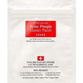Cosxr - Acne Master Pimple Patch - Pack Of 24