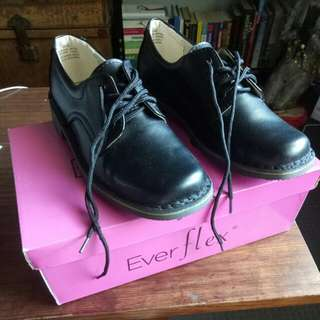 Size 7 school style shoes