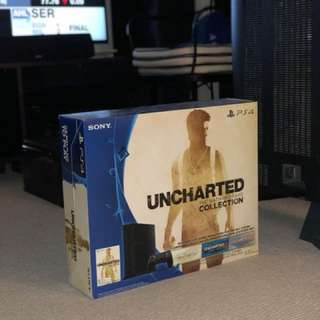 PS4 Uncharted bundle BNIB