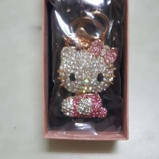 Hello kitty 吊飾