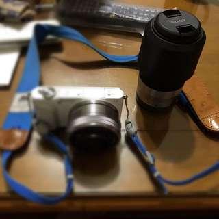 Sony 長鏡頭 用兩次