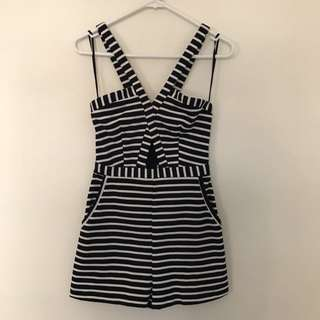 Bec and Bridge playsuit Size Small