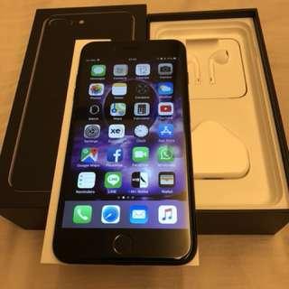 iPhone 7 Plus 128G Jet Black