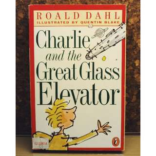 Charie and the Great Glass Elevator