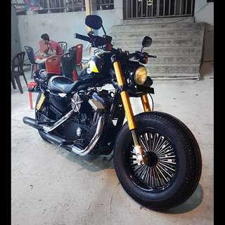 2008 Harley Davidson Sportster Nightster (XL1200N)