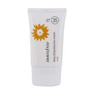 Innisfree Daily UV Protection Cream Mild (50ml)
