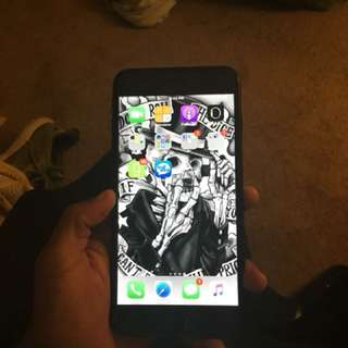 iPhone 7 Plus 128gb Matte Black (Unlocked)
